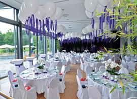 Tischdeko 2 (Hochzeit)