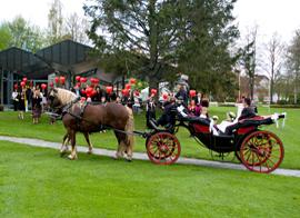 Kutsche (Hochzeit)